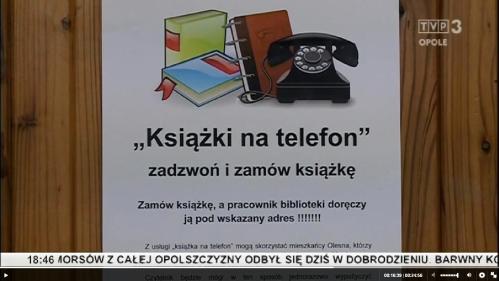 Książki na telefon