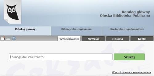 Sowa SQL - katalog OBP