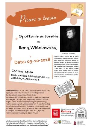 Ilona Wiśniewska w OBP